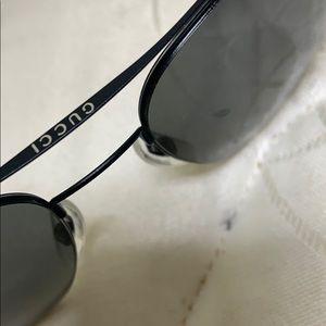 Pristine condition men's Gucci sunglasses